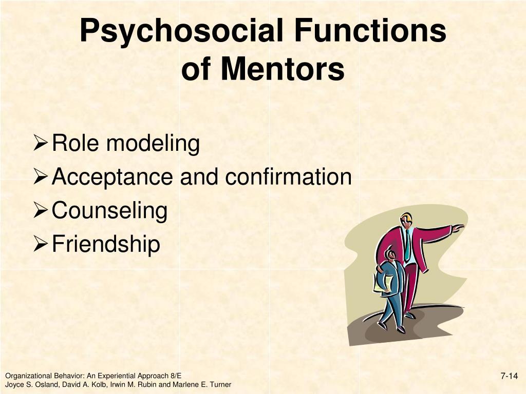 Psychosocial Functions