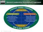 general leadership development approach