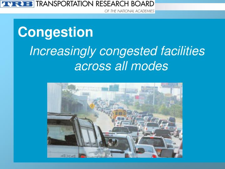 Congestion