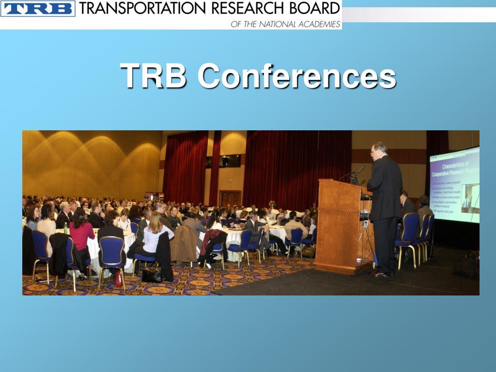 TRB Conferences