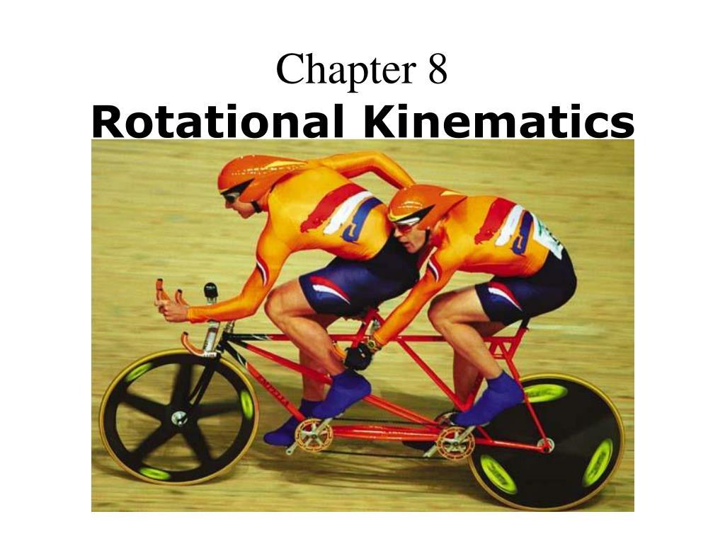 chapter 8 rotational kinematics l.
