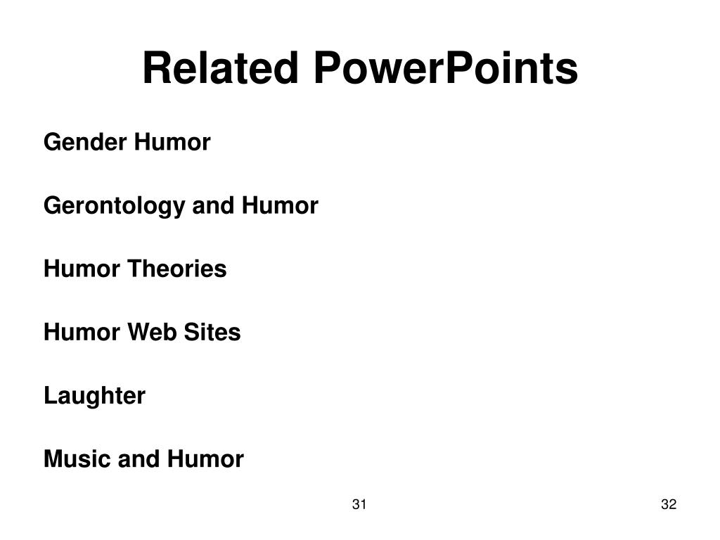 Related PowerPoints