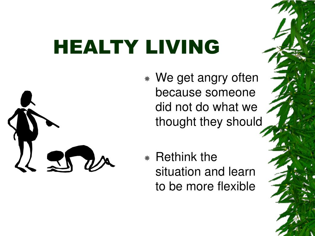HEALTY LIVING