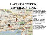 lavant tweed coverage link