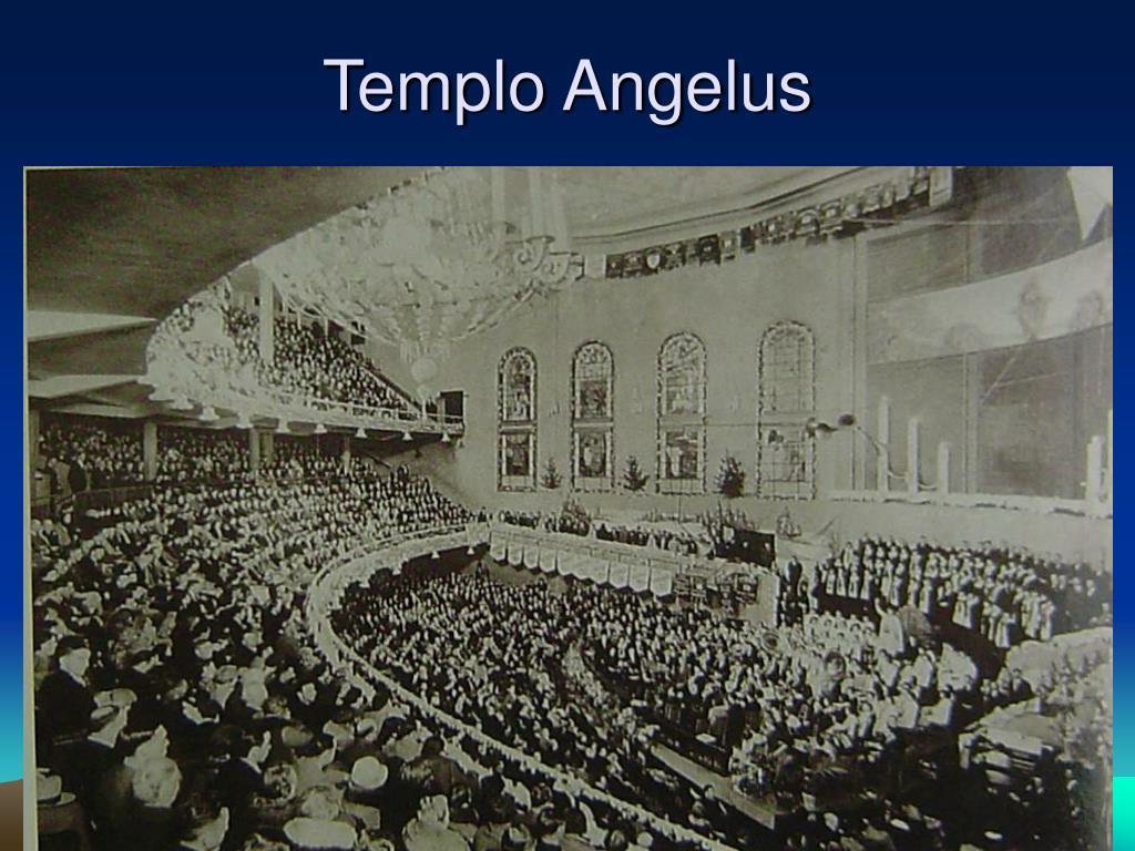 Templo Angelus