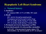 hypoplastic left heart syndrome5