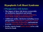 hypoplastic left heart syndrome7