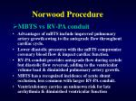 norwood procedure