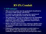 rv pa conduit3