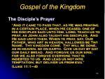 gospel of the kingdom109