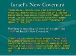 israel s new covenant63