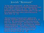 jewish remnant93