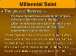millennial saint83