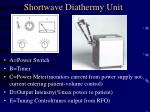 shortwave diathermy unit9