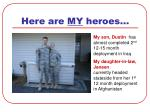 here are my heroes