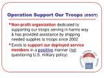 operation support our troops osot