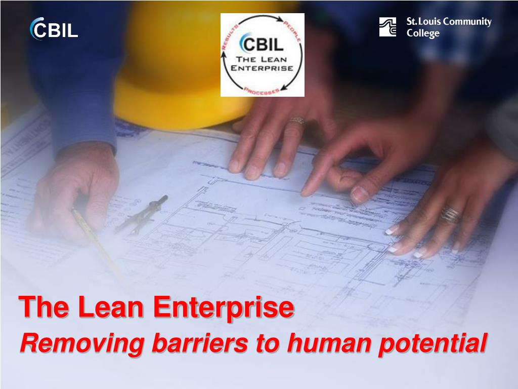 the lean enterprise removing barriers to human potential l.