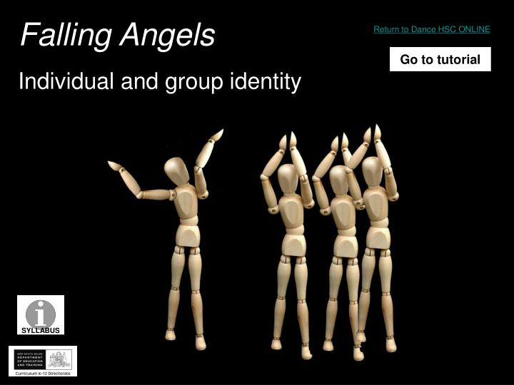 Individual and group identity