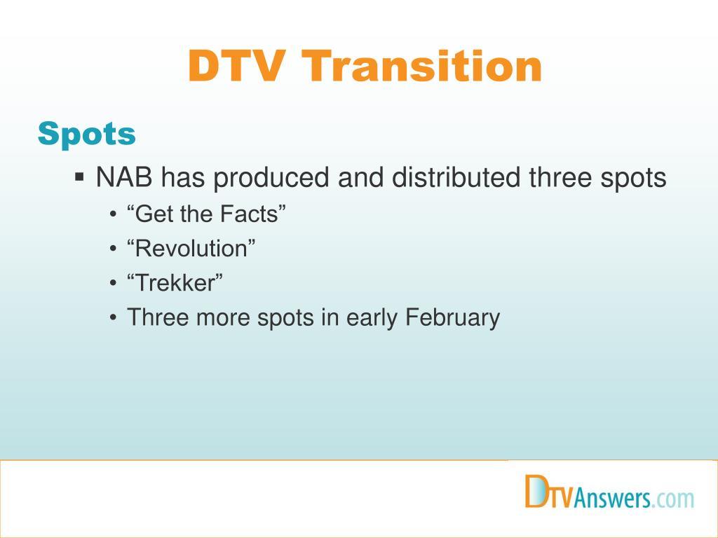 DTV Transition