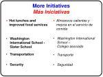 more initiatives m s iniciativas