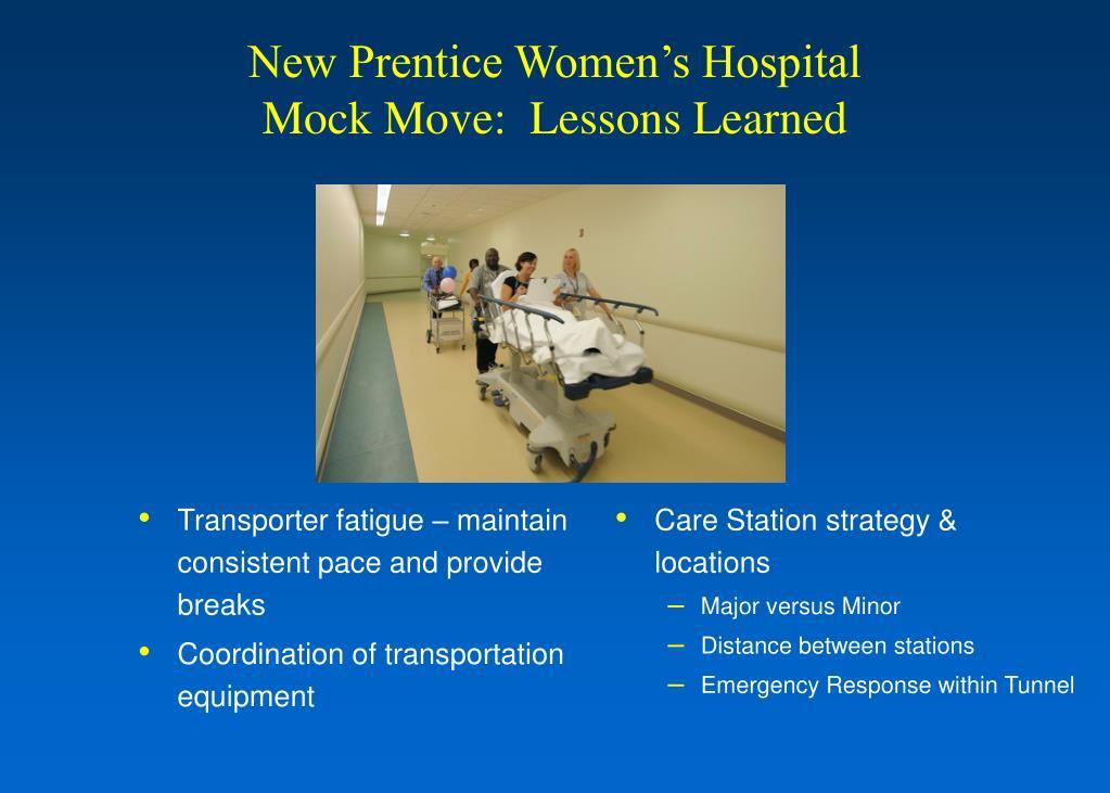 New Prentice Women's Hospital