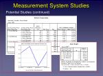 measurement system studies2