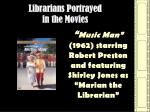 librarians portrayed in the movies40