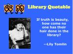 library quotable13