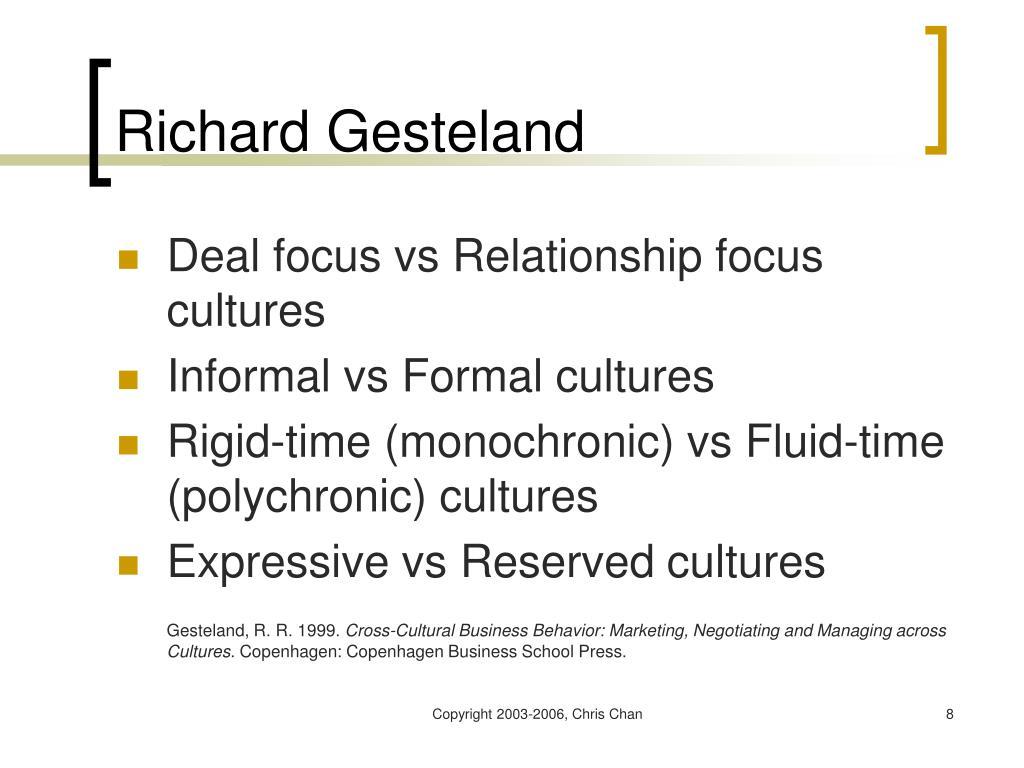 Richard Gesteland