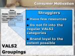 consumer motivation34