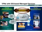 vpns with ios based managed services