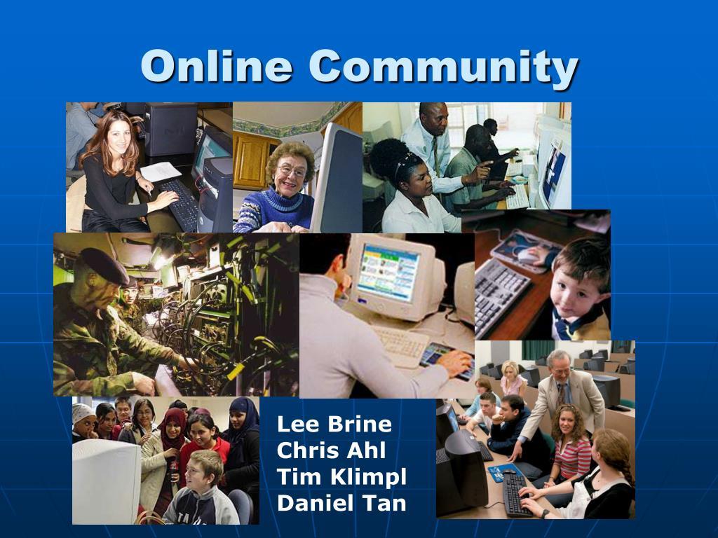 online community l.