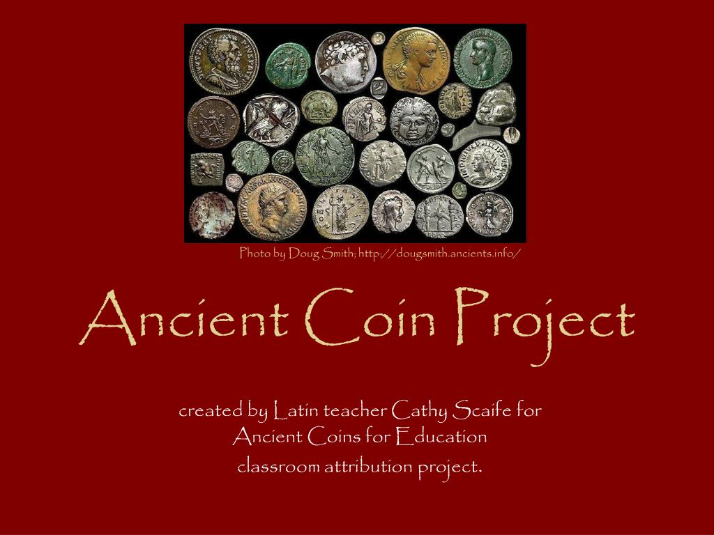 ancient coin project l.