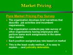 market pricing2
