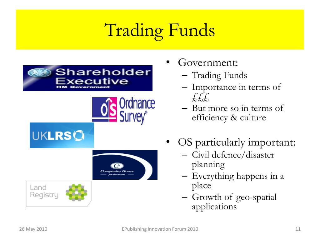 Trading Funds