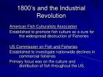 1800 s and the industrial revolution3