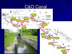 c o canal