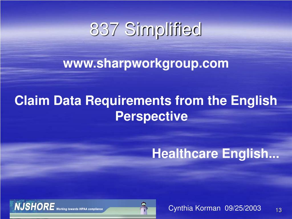 837 Simplified