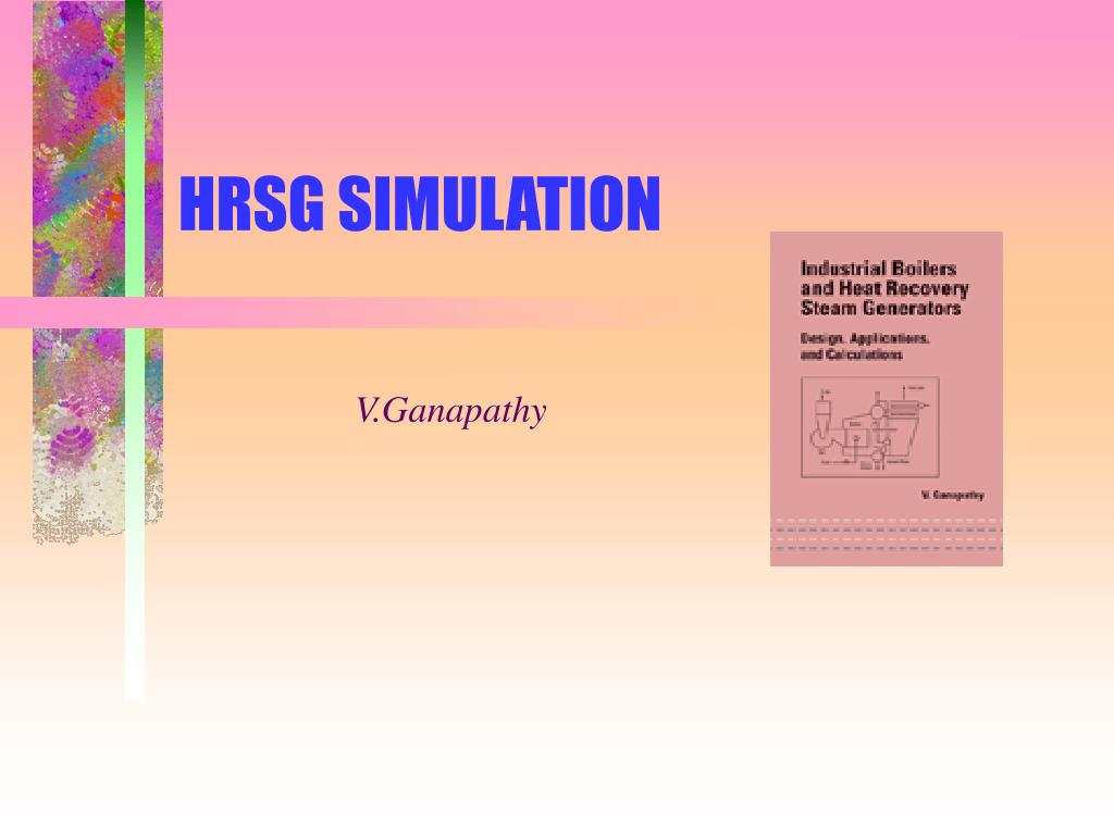 hrsg simulation l.