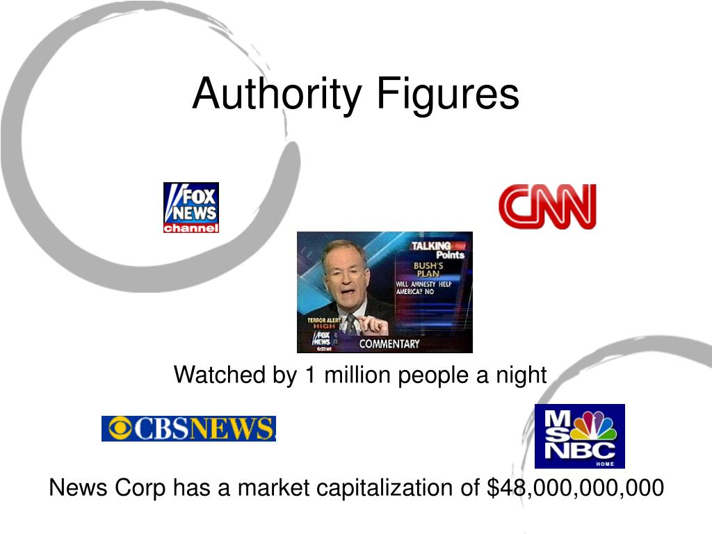 authority figures l.