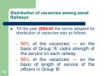 distribution of vacancies among zonal railways2