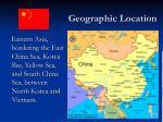 geographic location17