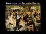 paintings by auguste renoir