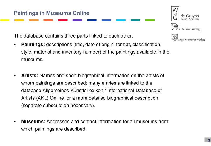 Paintings in museums online3