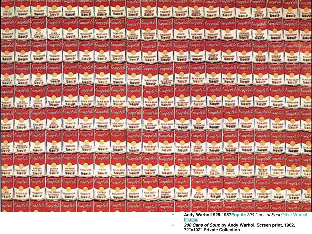Andy Warhol1928-1987