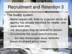 recruitment and retention 3