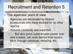 recruitment and retention 5