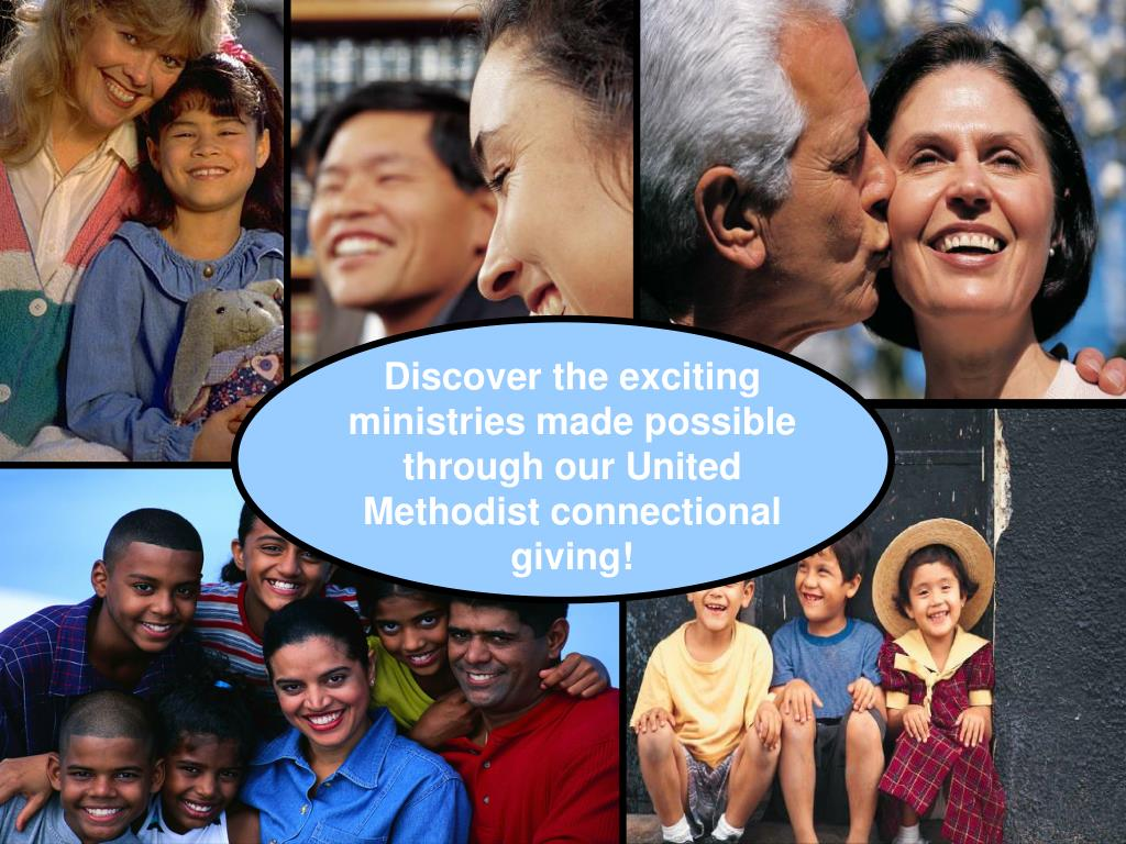 Discover the exciting ministries made possible through our United Methodist connectional giving!