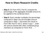 how to share research credits108