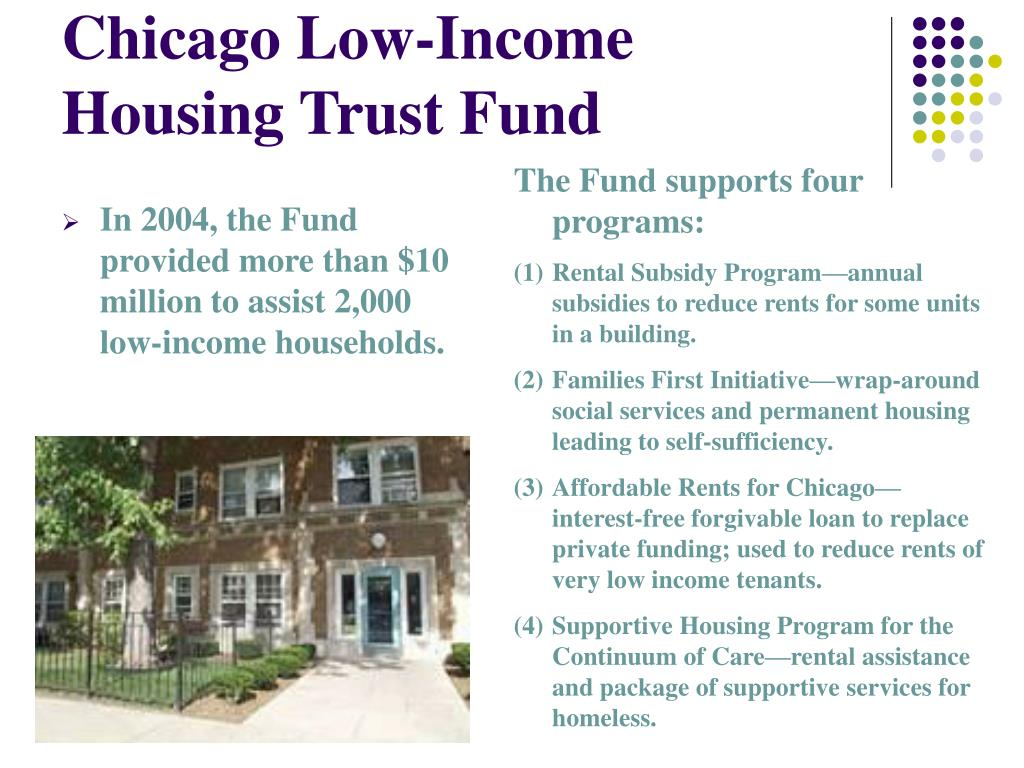 PPT - Housing Trust Funds PowerPoint Presentation - ID:155431